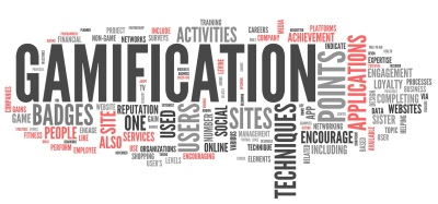 "Word Cloud ""Gamification"""